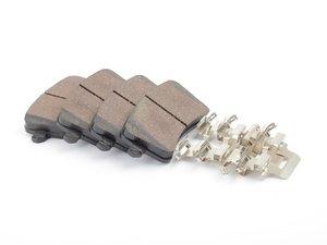ES#3193000 - 8K0698451AHPC - Rear Premium Ceramic Brake Pad Set - Restore the stopping power in your vehicle - Hudson - Audi