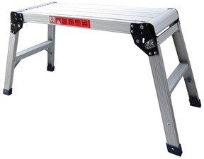 ES#2938046 - ATD10325 - Heavy-DutyFolding Aluminum Work Platform - Need to reach the top of that car or truck to wash? This is the answer. - ATD Tools - Audi BMW Volkswagen Mercedes Benz MINI Porsche