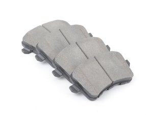 ES#3191649 - 309.13860 - Rear StopTech Sport Brake Pad Set - Daily-Drivable pad that is also ideal for autocross and light track day use - StopTech - Audi