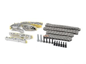 ES#2992177 - 06E109465ANKT1 - Complete Timing Chain Kit - standard - Everything need to get the job done - Genuine Volkswagen Audi - Audi