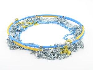 ES#63977 - 36110140042 - Tire Chain Set - Metal Snow chains for winter driving and hazard condition - Genuine MINI - MINI