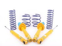 ES#3047914 - 35-114079KT1 - Performance Suspension Cup Kit - Sport - Featuring Bilstein B8 shocks and H&R sport lowering springs - Assembled By ECS - BMW
