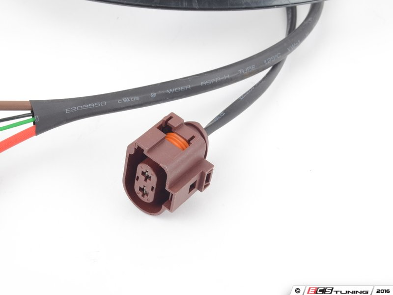 OSSCA - 1K0959455DL - Primary Fan Assembly - 360mm (Red 2-Pin ...