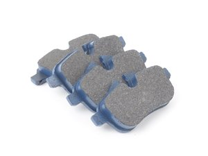 ES#3028710 - 8550-D1433 - Rear Cool Carbon S/T Performance Brake Pad Set - All-in-one brake pads that deliver pure undiluted performance - Cool Carbon Performance - BMW