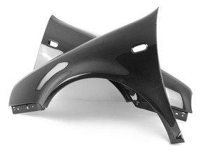 ES#3010075 - FF9904VWG4 - Carbon Fiber Fender - Pair - Enhance looks and performance with these lightweight Carbon Fiber Fenders - Seibon - Volkswagen