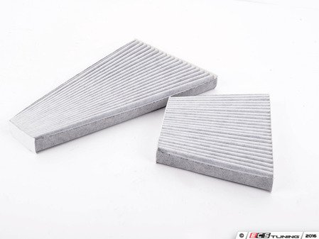 ES#2871193 - 3D0898644 - Cabin Filters - Comes with both filters required for your model. - Febi - Volkswagen