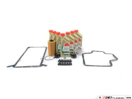 ES#3176024 - 11241407493KT1 -  Rod Bearing Replacement Kit - Includes everything needed for a rod bearing service - Assembled By ECS - BMW