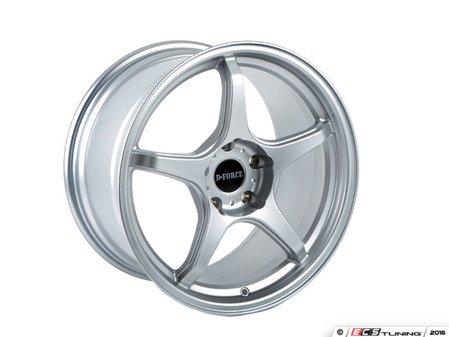 "ES#3195163 - DF0RCELTW517KT - D-Force LTW5 17"" Wheel Kit - The classic 5-spoke design that performs as good as it looks! - D-Force Wheels - BMW MINI"