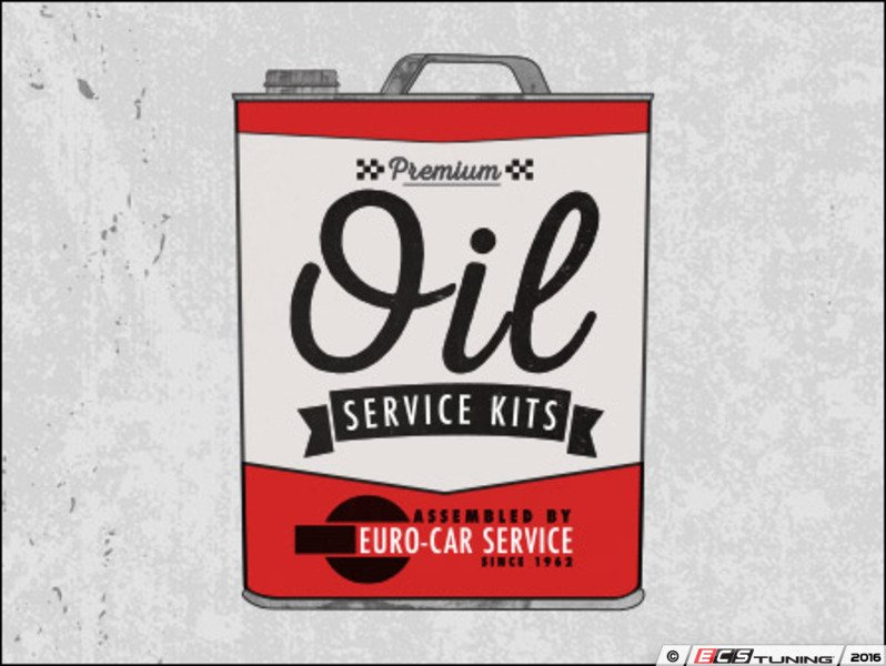 Assembled by ecs 068115561b b6 a4 18t oil change and filter kit es3195776 068115561b b6 a4 18t oil change and filter kit solutioingenieria Gallery