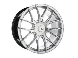 """ES#3195798 - M410-HS199540KT - 19"""" M410 - Set Of Four  - 19""""x9.5"""" ET40 5x112 - Hyper Silver - Avant Garde - Volkswagen"""