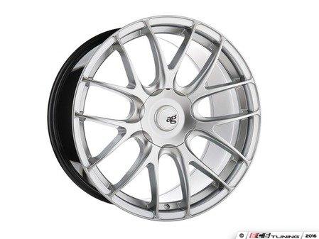 """ES#3195797 - M410-HS198535KT - 19"""" M410 - Set Of Four  - 19""""x8.5"""" ET35 5x112 - Hyper Silver - Avant Garde - Volkswagen"""