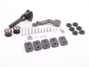 "ES#3195140 - 016286ECS01-03KT - ECS Ultimate ""Stick Shift Upgrade"" Kit - Includes Adjustable Short Shifter and Solid Shifter Bushings for improved gear engagement and precision! - ECS - Volkswagen"