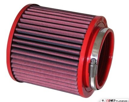 ES#3195305 - FB877/08 - Performance Engine Air Filter - Priced Each  - High-Flow cotton gauze filter designed to be a performer, while lasting a lifetime - BMC - Audi