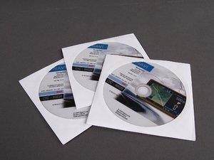 ES#253725 - 01990037287 - 2013 CIC Navigation System Map Update  - Update your CIC navigation system maps with this DVD set - Genuine BMW -