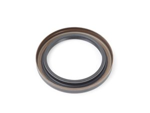 ES#2988607 - 02Q409189A - Front Axle Flange Seal - Priced Each - Seals the connection between the axle flange and transmission - Genuine Volkswagen Audi - Audi Volkswagen