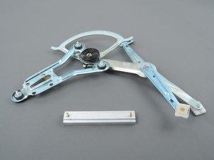 ES#2524341 - 1247200346 - Left Front Window Regulator - Does Not Include Motor - MTC - Mercedes Benz