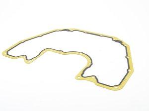 ES#2855374 - 11137506774 - Oil Pan Gasket - Steel gasket located between your oil pan and engine - Elring - BMW