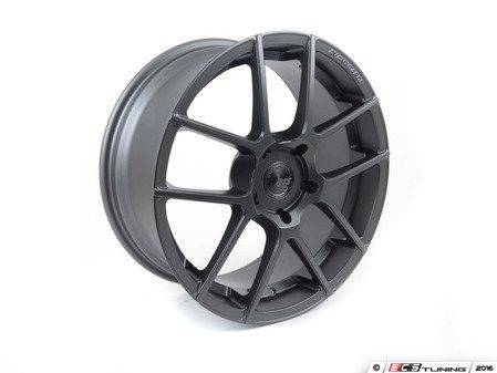 "ES#3135601 - M510-DG530198545 - 19"" Ruger Split - Priced Each - 19x8.5 ET45 5x130 CB71.6 - Dolphin Gray - Avant Garde - Audi Volkswagen Porsche"