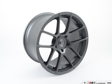 "ES#3135600 - M510-DG530191152 - 19"" Ruger Split - Priced Each - 19x11 ET52 5x130 CB71.6 - Dolphin Gray - Avant Garde - Porsche"