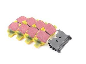 ES#3132140 - DP42228R - EBC Brakes Yellowstuff Performance Brake Pads - Upgrade to EBC pads in your MINI - EBC - MINI