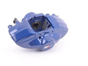 ES#2578160 - 34216799462 - Blue - M Performance Rear Caliper - Right - Fits on the passenger side. - Genuine BMW - BMW