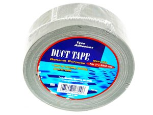 "ES#11601 - 700184 - Duct Tape-60 Yard Roll - Standard/General purpose grade 2"" wide & 60 yards of tape - Tyco -"