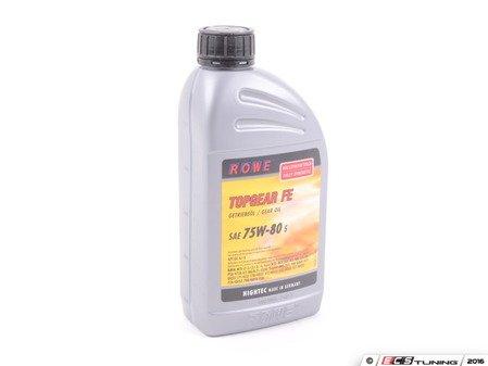 ES#3161776 - 83220403247 - Gearbox Oil For Manual Transmissions MTF 94 - 1 L - Prevent premature transmission wear - ROWE - MINI