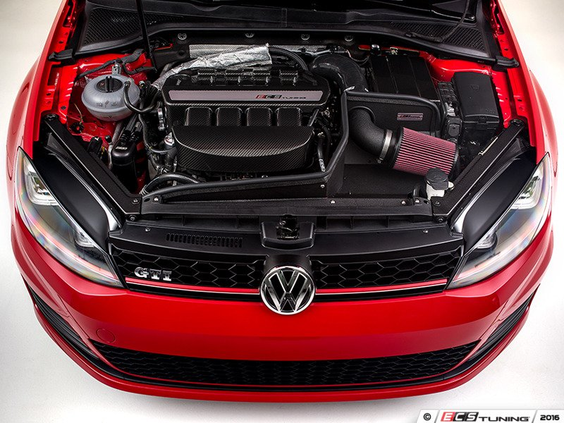 Ecs News Ecs Intake For Your Vw Mk7 Golf Gti R Amp Alltrack