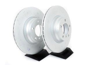 ES#3096327 - 34116792221KT - Front Brake Rotors - Pair - Factory replacement rotors (330x24) - Genuine BMW - BMW
