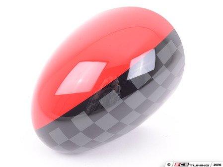 ES#3134931 - 51162409457 - Mirror Cap JCW Pro - Left - Upgrade or replace your MINI side mirror cap - Genuine MINI - MINI