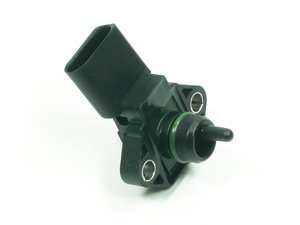 ES#9611 - 038906051 - MAP Sensor  - Measures pressure in the intake system (large design MAP sensor) - Genuine Volkswagen Audi - Audi Volkswagen