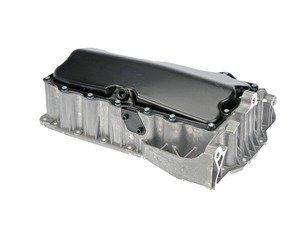 ES#3188609 - 264-714 - Hybrid Oil Pan - For cars without oil level sensors, no turbo return line or pickup included. This is a replacement pan for cars with factory hybrid oil pans - Dorman - Volkswagen
