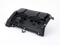 ES#3172380 - 11127646552KT - Valve Cover With PCV and Locking bow - Keep your MINI engine looking new : part of the PCV system / Cylinder Head Cover - Genuine MINI - MINI