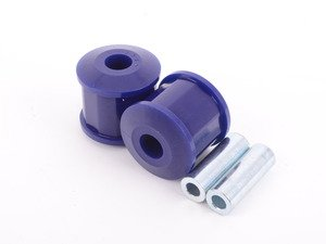 ES#3045353 - SPF334770K - Polyurethane Trailing Arm Bushing Kit - Street - Stiffen your chassis for increased handling performance. 73A - SuperPro - Volkswagen