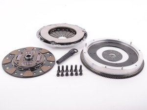 ES#3047924 - 03635HD0FAK - Stage 2 MINI Cooper S Clutch Kit - FX250 03635-HD0F-AK - Upgraded the Organic/Fiber Tough disc Clutch Kit w/ flywheel for the MINI Cooper S : Aluminum Flywheel Light weight 11lbs - Clutch Masters - MINI