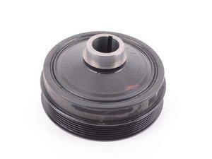 ES#3086219 - 2720300803 - Vibration Damper - Harmonic Balancer - Also know as the crankshaft pulley - Corteco -