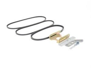 ES#3184093 - 64521706826KT - Accessory Belt Service Kit - Utilizes high quality aftermarket components - Assembled By ECS - BMW