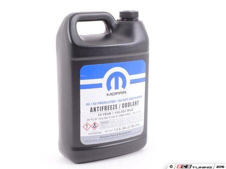 ES#3605357 - G0120012G - 50/50 Coolant / Antifreeze - 1 Gallon (3.78 Liters) - Pre-mixed factory coolant - Genuine Volkswagen Audi - Volkswagen