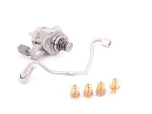 ES#3194703 - 06H127025QKT - High Pressure Fuel Pump Kit - Includes necessary adapter fittings and updated fuel lines to fit with your new pump - Genuine Volkswagen Audi - Audi Volkswagen