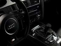 ES#3195625 - VAG-6B - Weighted Billet Shift Knob - Black - 6 Speed - Machined from high quality billet aluminum and anodized black - Heavy looks, Smooth shifts! - Euro Impulse - Audi Volkswagen