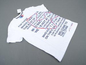 ES#2833175 - 80142285824 - BMW Motorsport T-Shirt - Men's - Show your BMW Motorsport pride with this stylish teeshirt - Genuine BMW - BMW