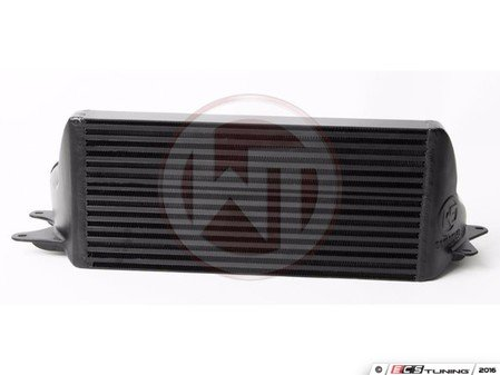 ES#3569470 - 200001060KT - Wagner Evo I Performance Front Mount Intercooler  - Significantly increase your air flow rate, lower the intake air temperature, and drop your intercooler weight to 21.6lbs with this Performance intercooler! - Wagner Tuning - BMW