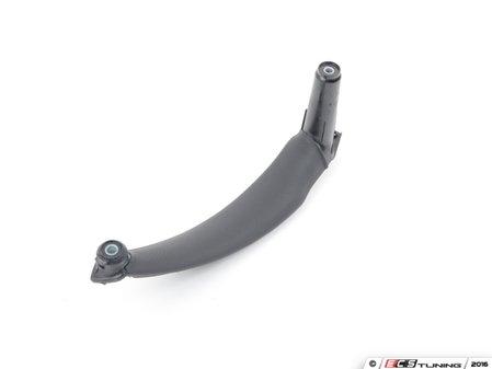 ES#3040042 - 51417226739 - Door Pull Strap - Left - Schwarz - Inner portion of the door pull handle. - Genuine BMW - BMW