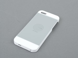 ES#3199817 - 240000-20-01 - Wireless Charging Case - White - iPhone 5/5s/SE - Easily add wireless charging capability to your iPhone 5/5s/SE - Inbay - Audi BMW Volkswagen Mercedes Benz MINI Porsche