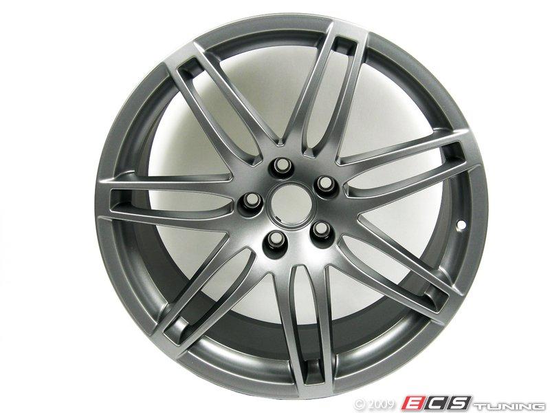 rotor quattro line audi wheels mags s alloy genuine oem dsc
