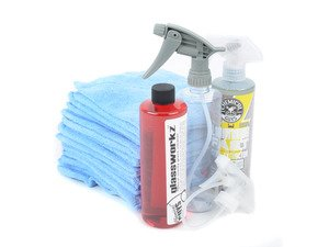 ES#2622736 - 1234CGCI - Basic Cloth Interior Detail Kit - Keep your interior clean with the right products from Chemical Guys - Chemical Guys - Audi BMW Volkswagen Mercedes Benz MINI Porsche