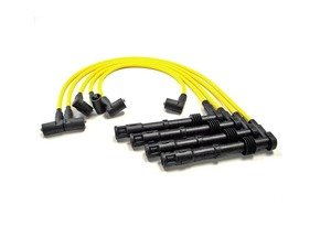 ES#3202606 - 561116Y - Euro Sport Spark Plug Wires - Yellow - Refresh your ignition system with these high performance spark plug wires. - Euro Sport Acc - Volkswagen