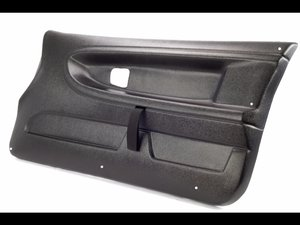 ES#3202774 - DO0RPANEL.E36_TX - HARD Motorsport Lightweight Door Panel Set - Textured - Save weight and add a unique appearance to your BMW Coupe with these Lightweight Door Panels - HARD Motorsport - BMW