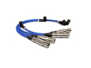 ES#3202612 - 56199B - Euro Sport Spark Plug Wires - Blue  - Refresh your ignition system with these high performance spark plug wires. - Euro Sport Acc - Volkswagen