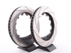 ES#3146180 - VWR680001 - VWR Brake kit Replacement Rotors Rings (360mm discs ,no hats) - Replacement rotor rings for VWR Monoblock big brake kit 360x32. - Racingline - Audi Volkswagen